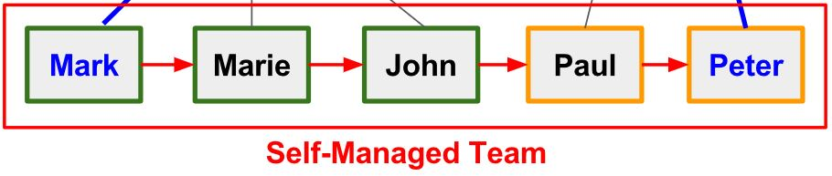 Self-Managed Team