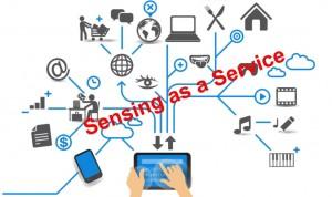 Sensing as a service