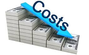 Decreasing Costs