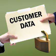 GDPR - customer data